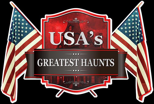 The USA's Greatest Haunts